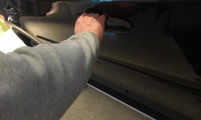 好きな彼の手